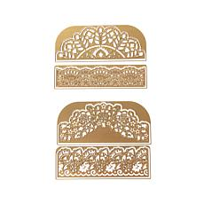 Anna Griffin® Cuttlebug™ Decorative Border Die Set