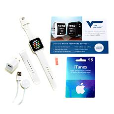 Apple 42mm Retina Display Sports Watch+Lifetime Support