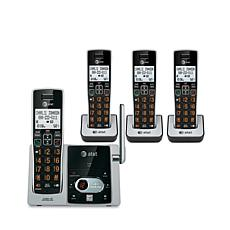 AT&T DECT 6.0 Cordless 4-Handset Phone System