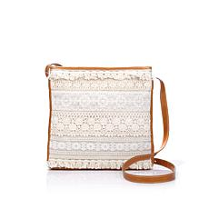 Clever Carriage Lace Crossbody