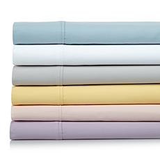 Concierge Collection 4pc Cotton Pocket Sheet Set