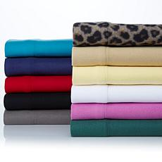 Concierge Collection Microfleece 3pc Sheet Set - Twin