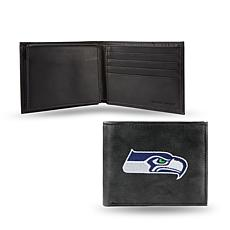 Embroidered Billfold - Seattle Seahawks