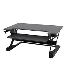 Ergotron WorkFit-TL Sit/Stand Workstation