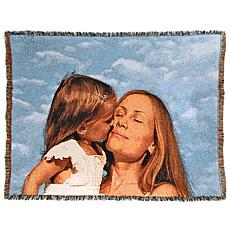 Highgate Manor Personalized Photo Blanket