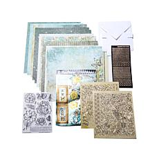 Hot Off The Press Floral Fantasy Papercraft Kit