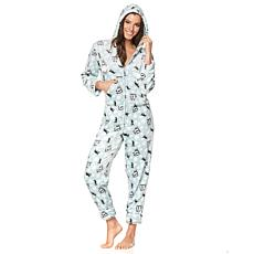 Jeffrey Banks Super Soft Pajama Onesie