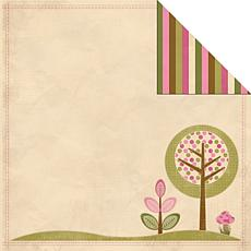 Kaisercraft Hey Birdie Double-Sided Paper - Skedaddle