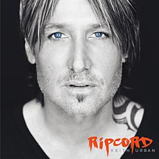 "Keith Urban ""Ripcord"" CD with 13 Songs"
