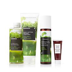Korres Hydrate, Refresh & Smooth Trio - Basil Lemon