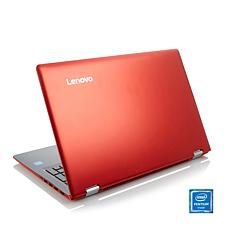 "Lenovo Flex 4 15.6"" Touch Intel Convertible Laptop"