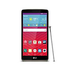 "LG G Stylo 5.7"" Android Smartphone w/$40 Month - Virgin"