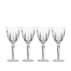 Marquis by Waterford Sparkle Set of 4 Wine Goblets