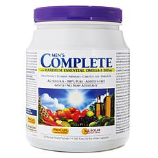 Men's COMPLETE w/Maximum Essential OMEGA-3-30 Pkts AS