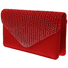 "Nina ""Hyland"" Studded Envelope Clutch"