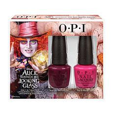 OPI Alice  - Mad Hatter Duo