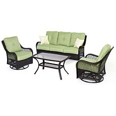 Orleans 4-piece Outdoor Furniture Collection