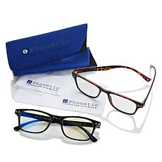 Phonetic Eyewear Blue Light Reducing Computer Glasses