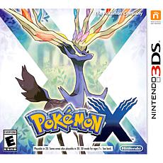 Pokemon X - Nintendo 3DS