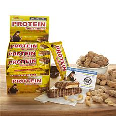 Protein Sensations Bars - Chocolate Peanut Butter
