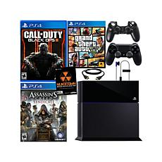 PS4 COD: Black Ops III/GTA V/Assassin's Creed Bundle