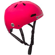 Punisher Premium Hot Pink Youth Skateboard Helmet