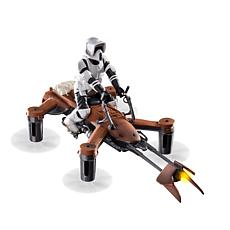 Star Wars Laser Battle Quadcopter Speeder Bike