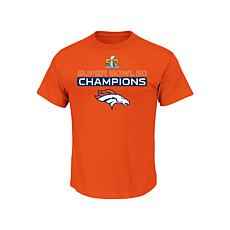 Super Bowl 50 Champions Team Roster Tee