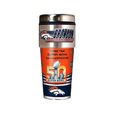 Super Bowl 50 Champs 16 oz. Travel Tumbler