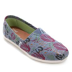 TOMS Classic Printed Slip-On