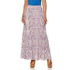 twiggy LONDON Gauze Tiered Boho Skirt