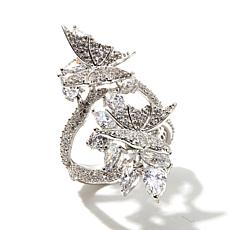"Victoria Wieck 3.82ct Absolute™ ""Butterfly"" Ring"