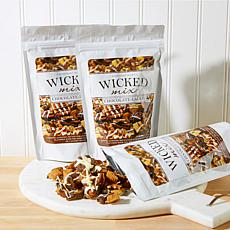 Wicked Mix 3-pack Chocolate Laced Snack Mix