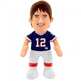 "Officially Licensed NFL Jim Kelly 10"" Plush Figure"