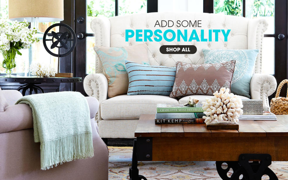 home marketplace: stylish furniture, lamps & more decor | hsn