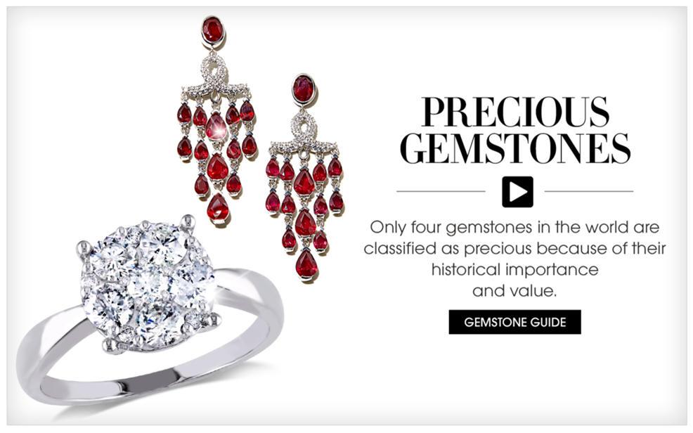 Precious Gems & Gemstones | HSN