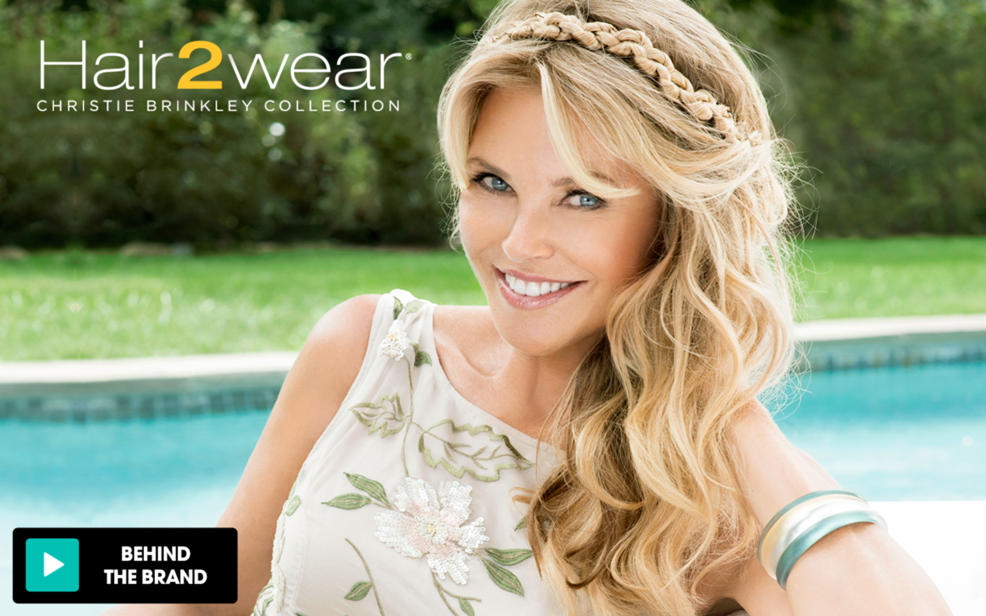 Hair to wear Christie Brinkley Collection