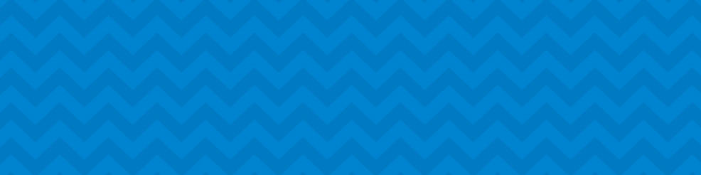 A wavy blue background