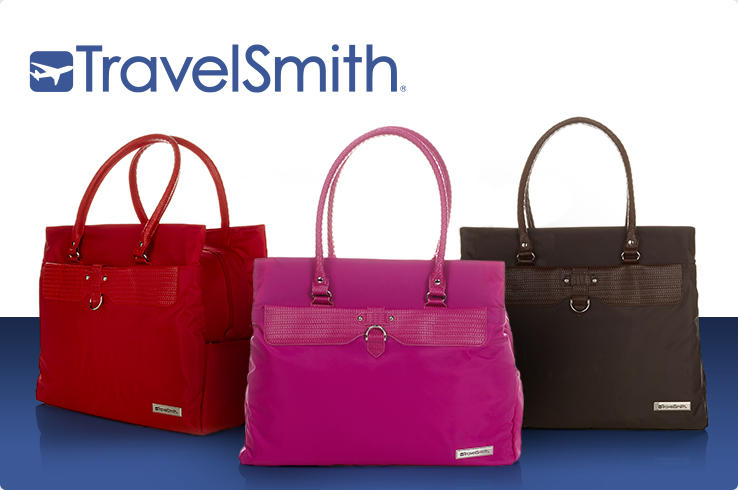 TravelSmith bags