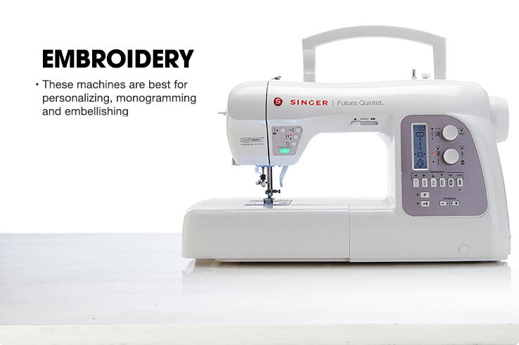 National Sewing Month Embroidery Sewing Machines | HSN : embroidery quilting machine - Adamdwight.com