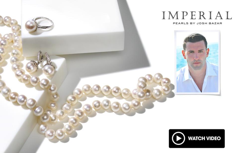 Imperial Pearls by Josh Bazar  sc 1 st  HSN.com & Imperial Pearls by Josh Bazar Jewelry Storage u0026 Accessories | HSN
