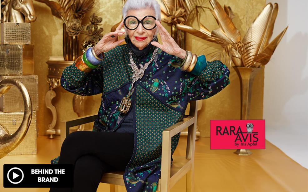 iris apfel shop iris apfels jewelry collection hsn - Designer Mobel Kollektion La Chance