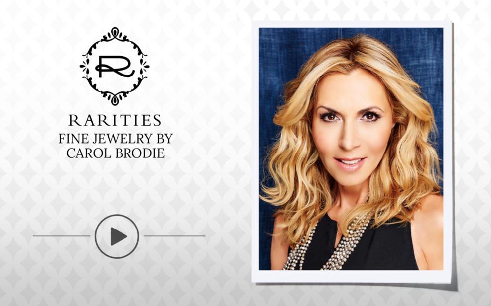 Rarities Fine Jewelry by Carol Brodie  sc 1 st  HSN.com & Rarities Fine Jewelry with Carol Brodie Jewelry Storage ...