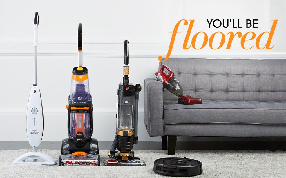 Vacuums Floorcare
