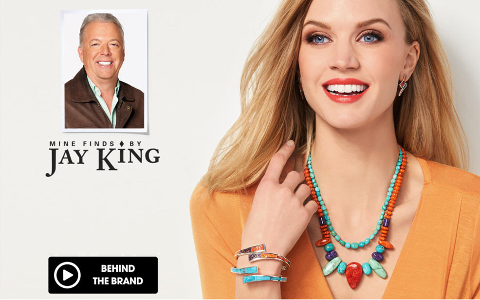 Mine Finds by Jay King  sc 1 st  HSN.com & Mine Finds by Jay King Jewelry Storage u0026 Accessories | HSN