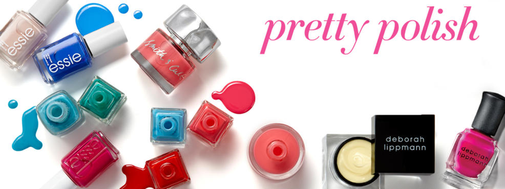 Pretty Polish nail products