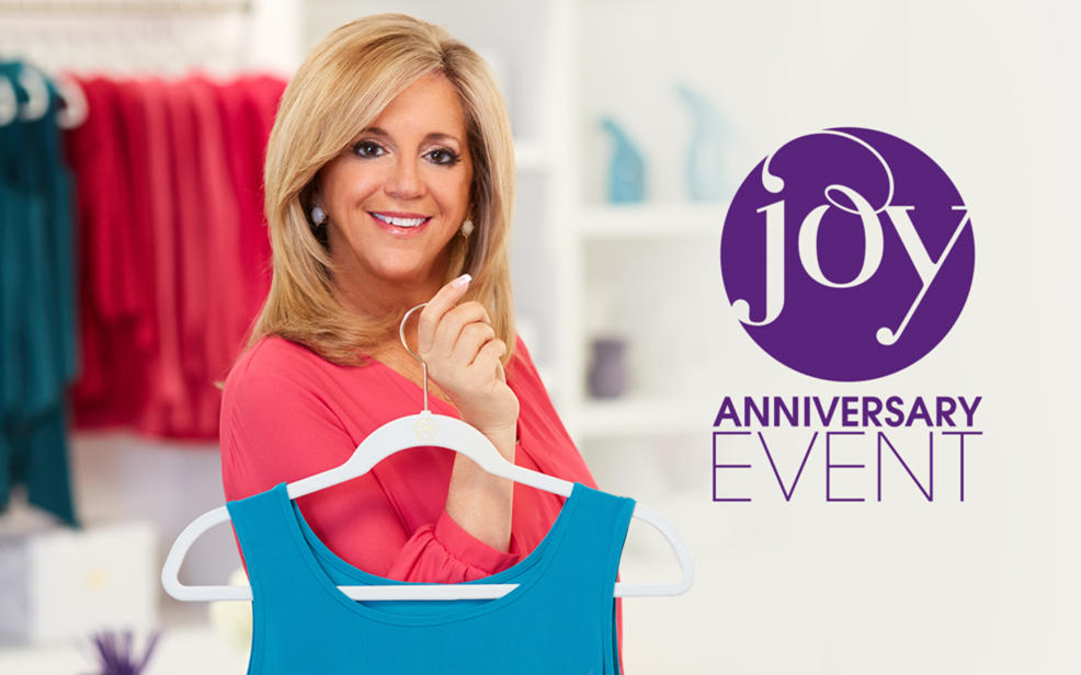 Celebrate with up to 50% off all Joy