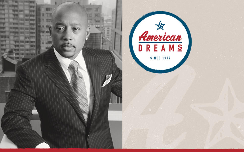 American Dreams Since 1977: Daymond John