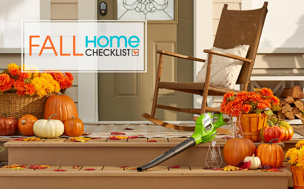 UP TO 30% OFF FALL HOME FAVORITES