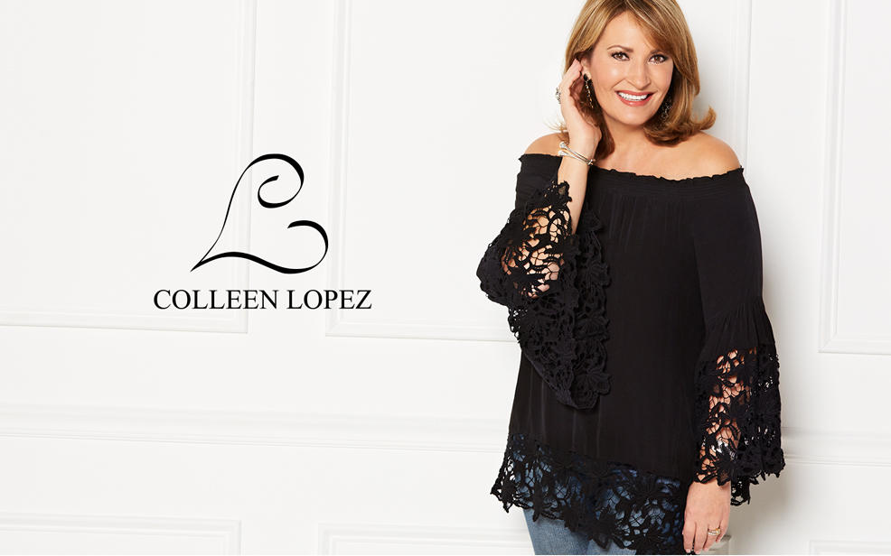Colleen Lopez combines her exquisite taste and personal style in this modern and timeless collection.